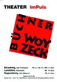 woyzeck plakat