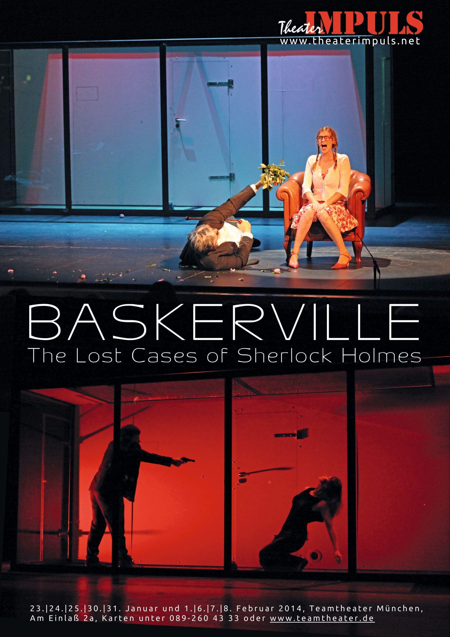 Baskerville Plakat